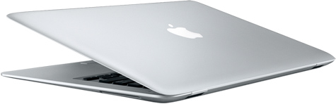 MacBook Air at a glance
